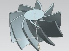 <b>CNC Machining Impeller</b>