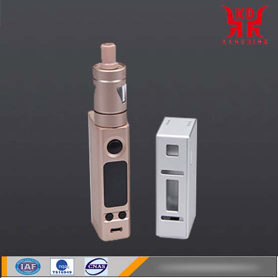 <b>Electronic Cigarette Shell, Accessories Custom Processing</b>