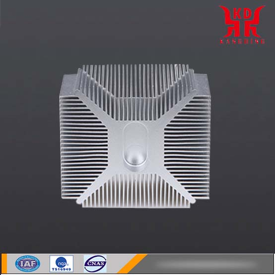 CNC Machining Custom Heatsink
