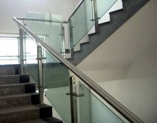 Stainless Steel Guardrail Processing