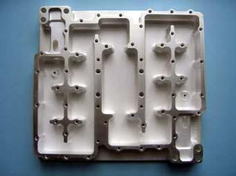Aluminum Alloy Shell Silver Plating Process_Technology