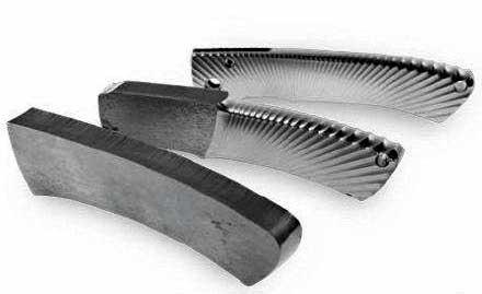 Mechanical Milling Processing Custom Part Titanium TC4_