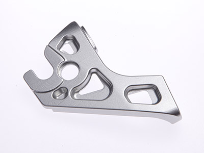 Titanium parts precision casting processing