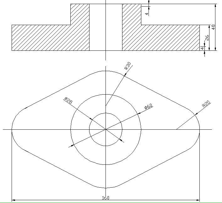 Mill Part Diagram