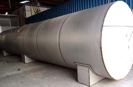 Heating Technology of Oil Tank